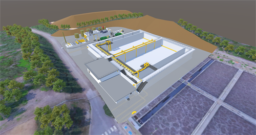 Warrnambool Sewage Treatment Plant concept design