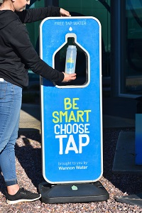 Spons Choose Tap Water Dispenser